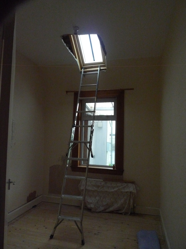 Velux from inside